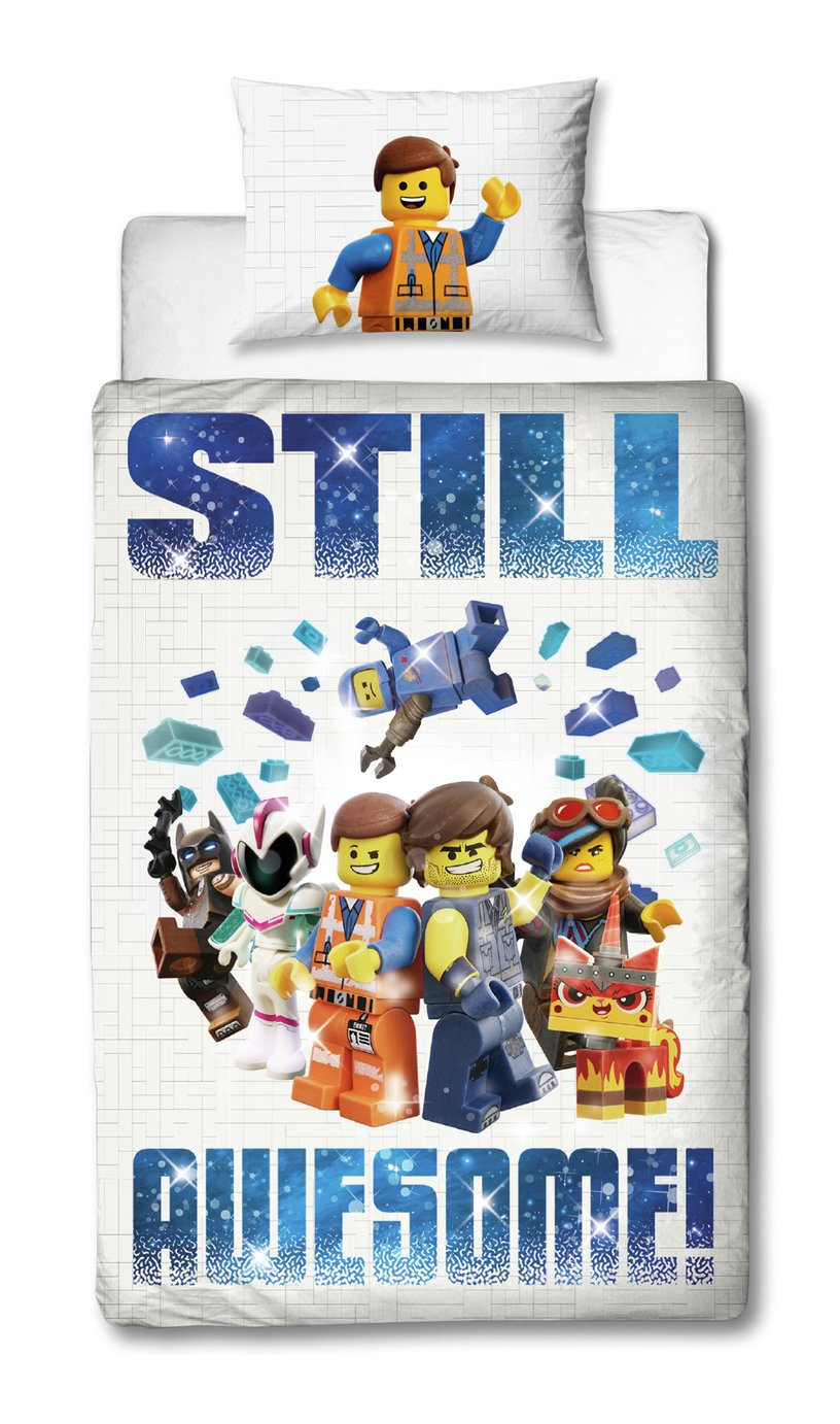 LEGO Movie 2 Bedding Set - Single