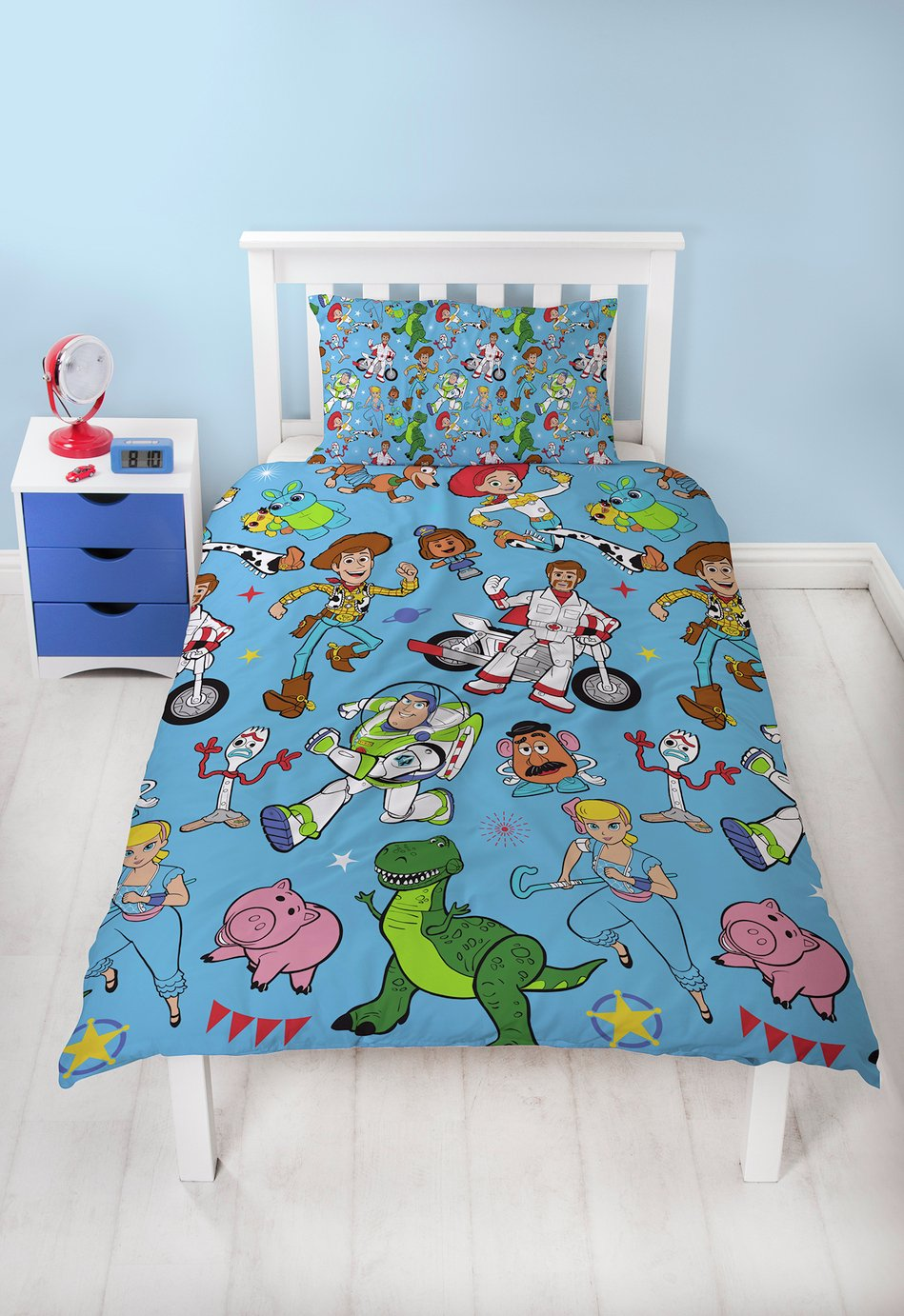 Disney Toy Story Rescue Bedding Set - Single