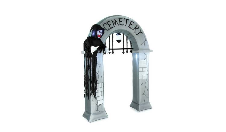 Premier Decorations 8ft Inflatable Archway