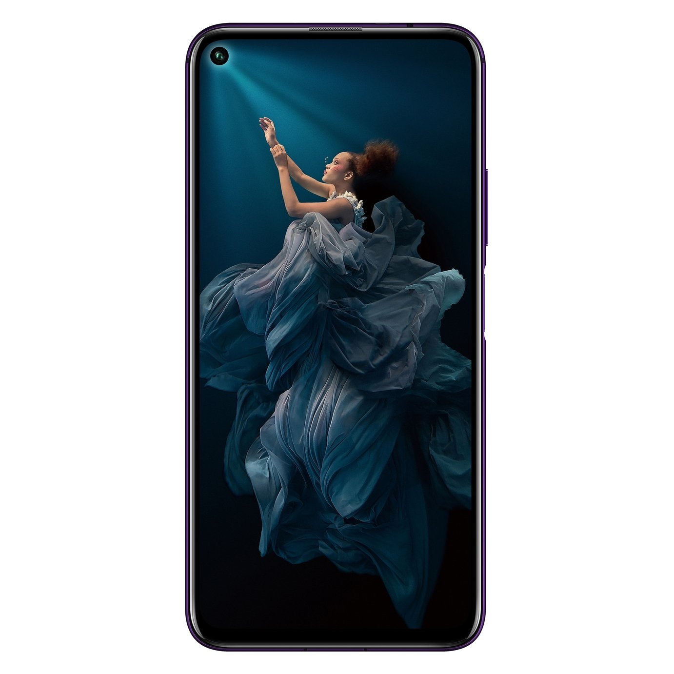 SIM Free HONOR 20 Pro 256GB Mobile Phone- Black