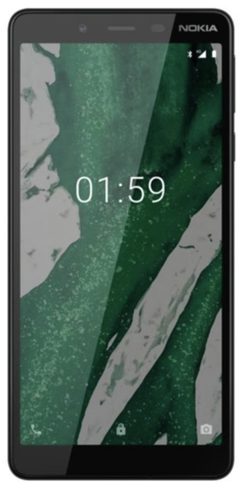 SIM Free Nokia 1 Plus Mobile Phone - Black