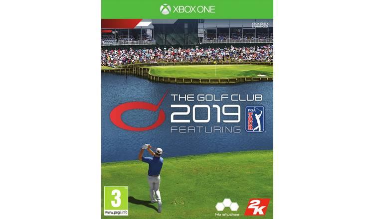 Buy The Golf Club 2019 Xbox One Game | Xbox 360 games | Argos