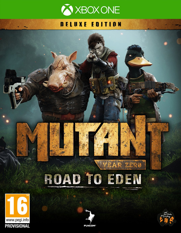 Mutant Year Zero: Road to Eden Xbox One Pre-Order Game
