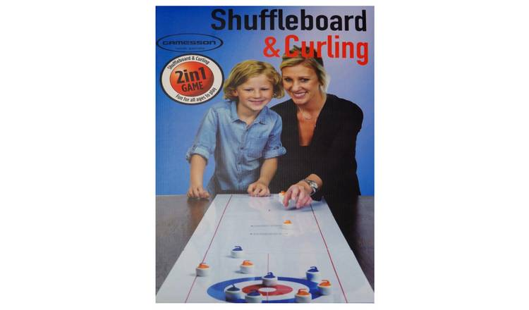 Gamesson Shuffleboard and Curling Game