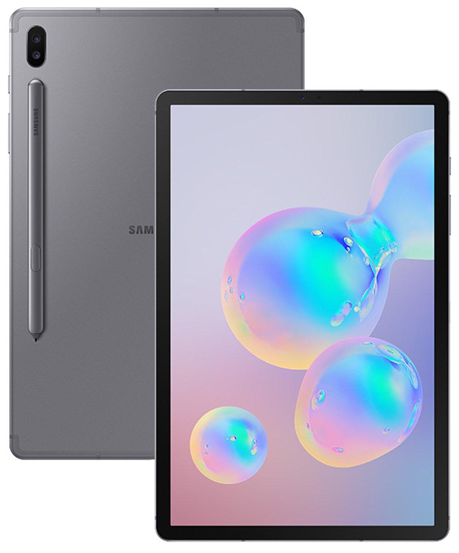Samsung Galaxy Tab S6 10.5 Inch 128GB Cellular Tablet - Grey