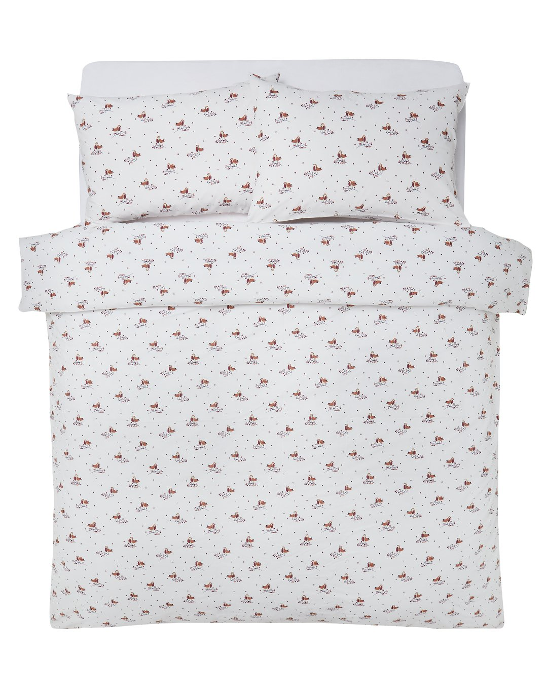 Argos Home Robin Bedding Set - Double