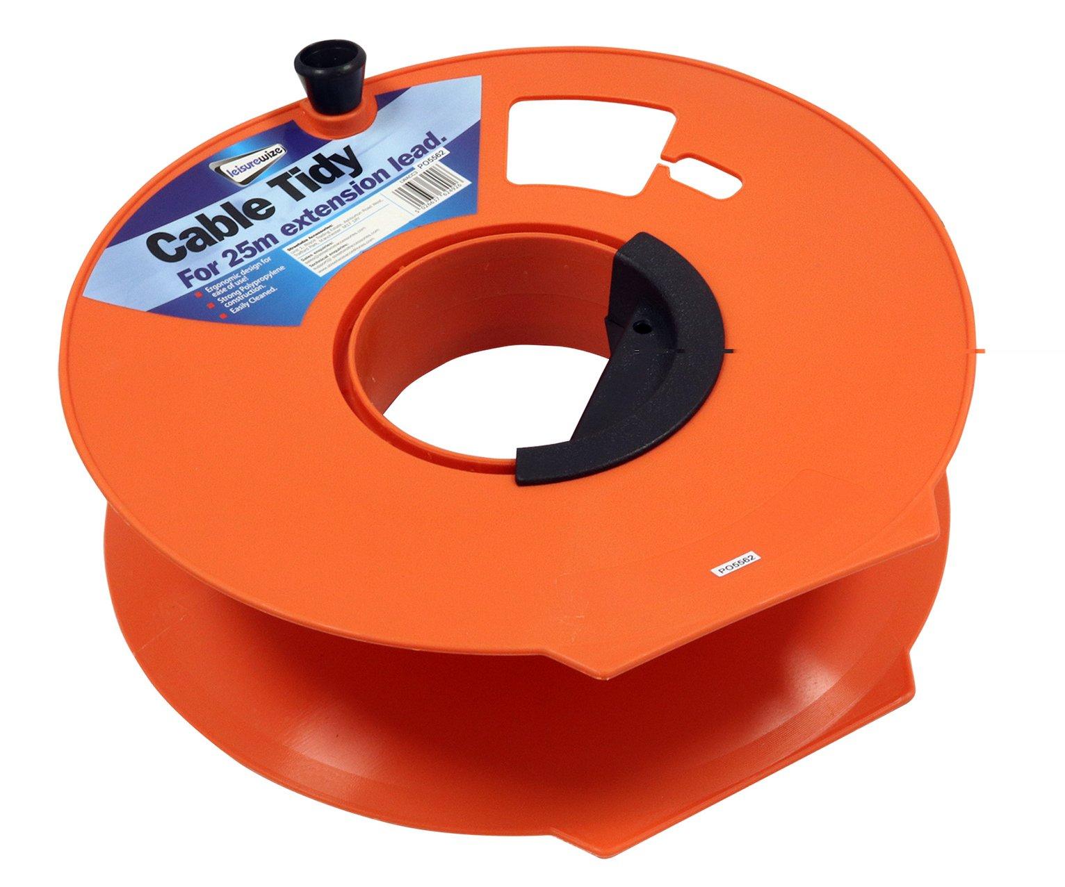 Leisurewize 25 Metre Cord Wheel