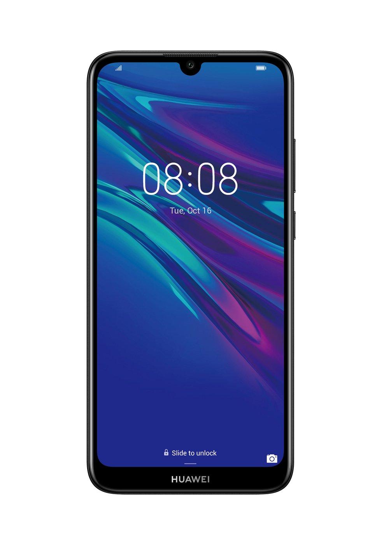 Vodafone Huawei Y6 32GB Mobile Phone - Black