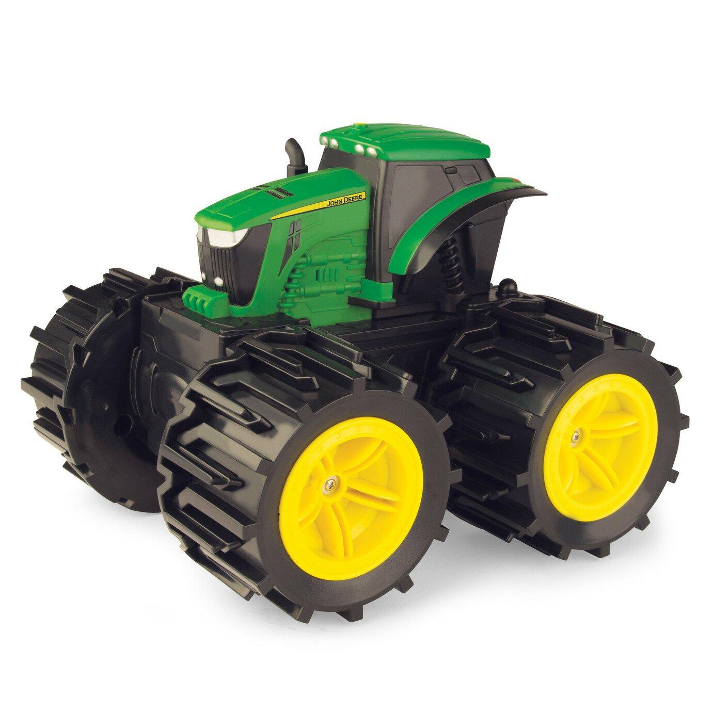 John Deere Mega Monster Wheels Tractor