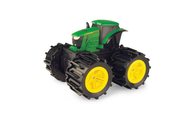 John Deere Mega Monster Wheels Tractor