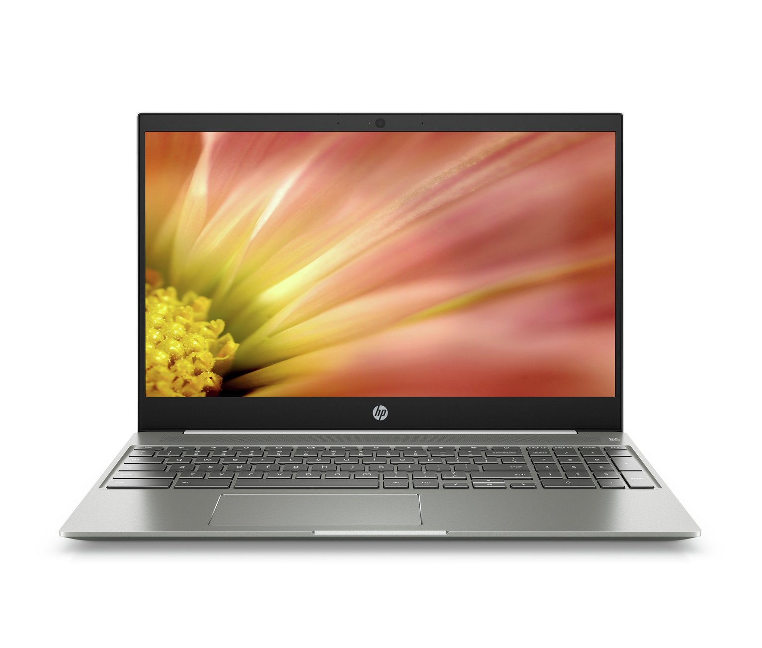HP 15.6 Inch i5 8GB 128GB FHD Chromebook - White