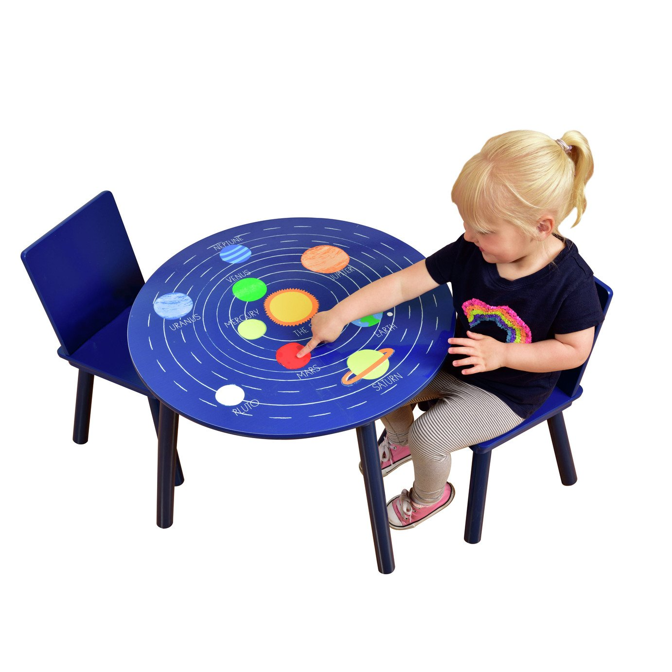 Liberty House Space Table & Chair Set