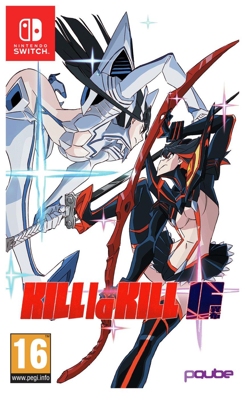 Kill La Kill If Nintendo Switch Game