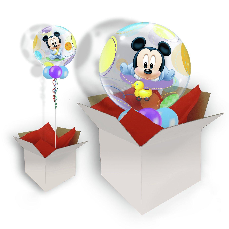 Disney Baby Mickey Balloon In A Box