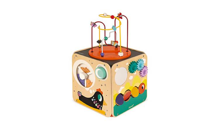 Janod Multi Activity Looping Toy