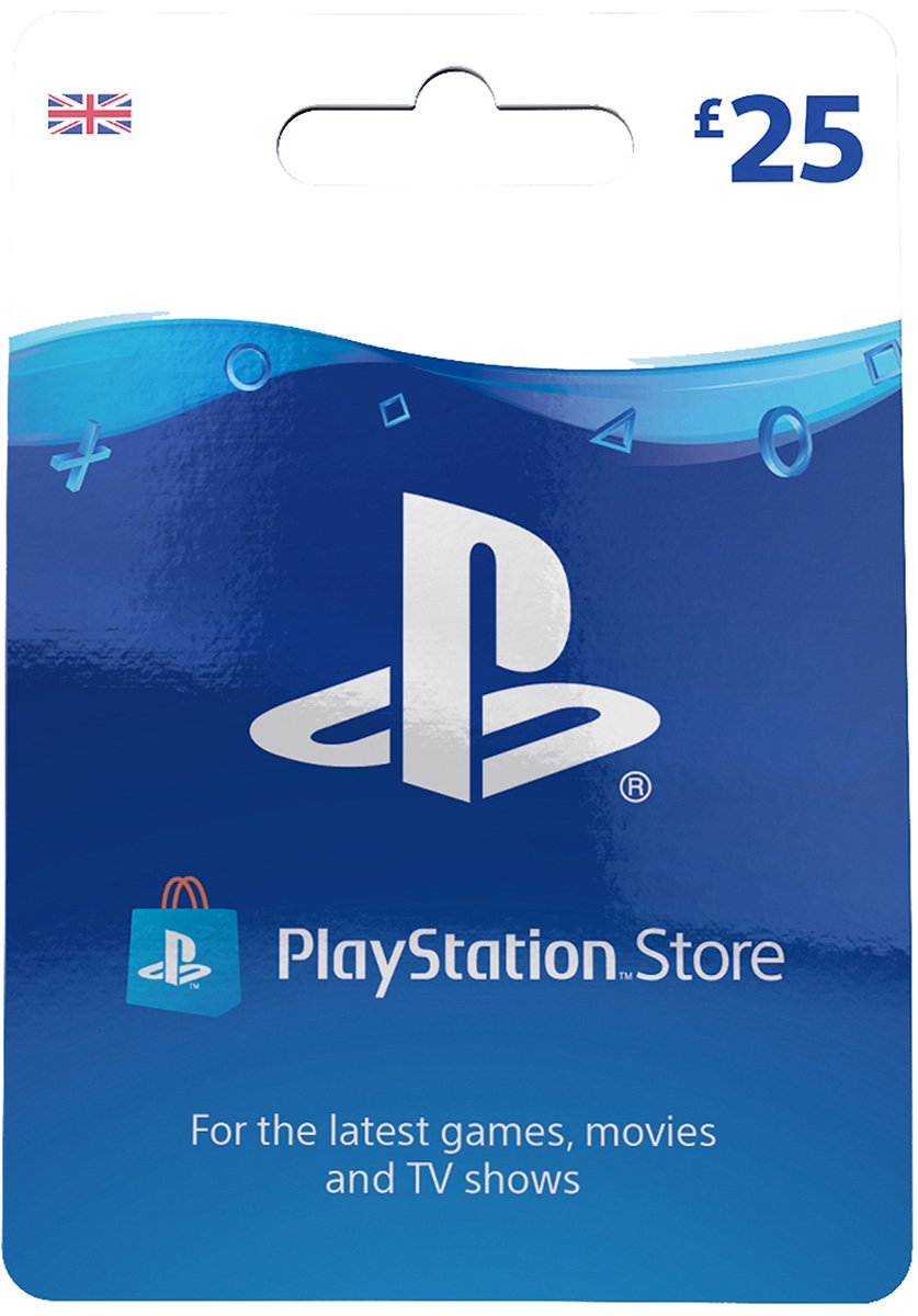 ??25 PlayStation Store Gift Card
