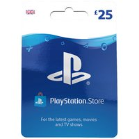 £25 PlayStation Store Gift Card