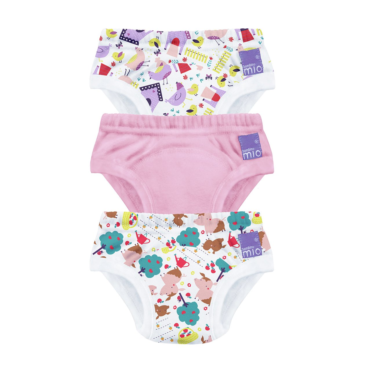 Bambino Mio Potty Training Pants 2-3 years - 3 Pack