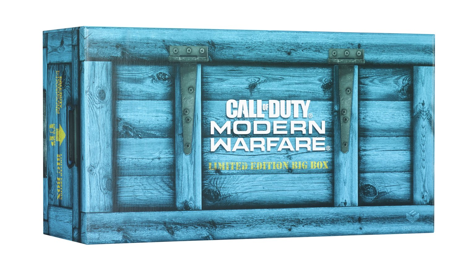 Call of Duty: Modern Warfare Big Box Gift Set