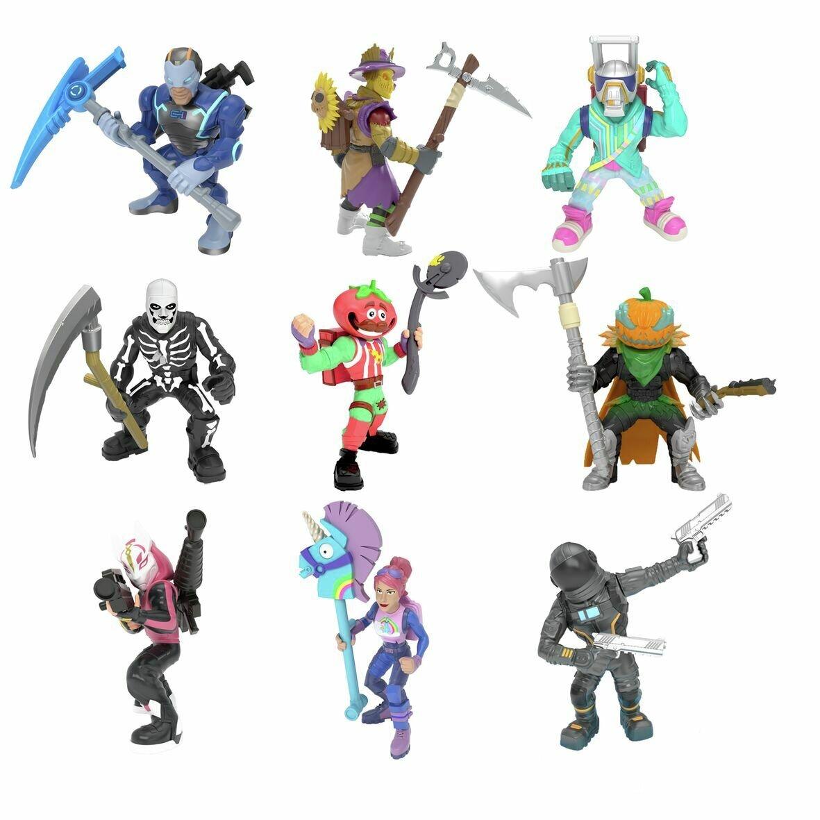 Fortnite Battle Royale Mini Figure Pack
