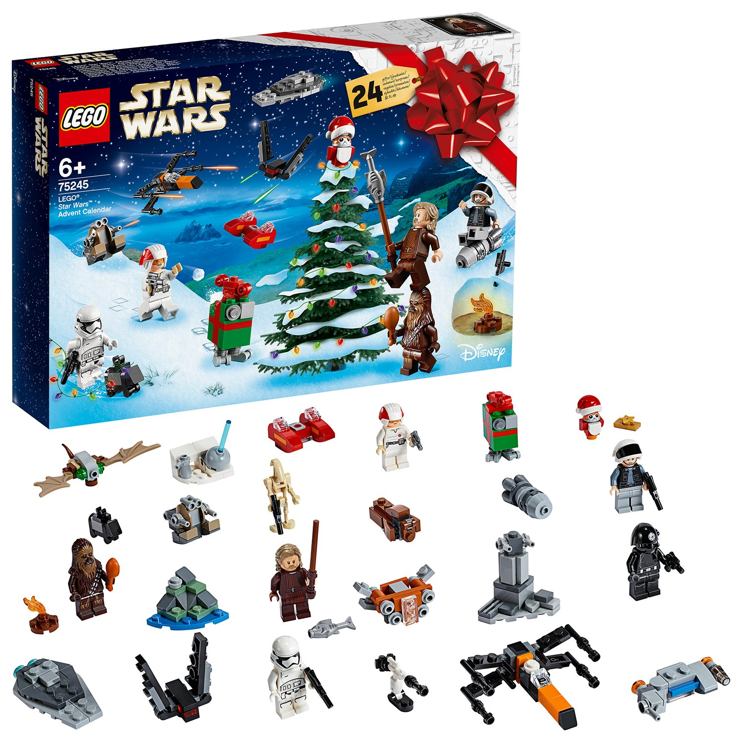 LEGO Star Wars Advent Calendar - 75245