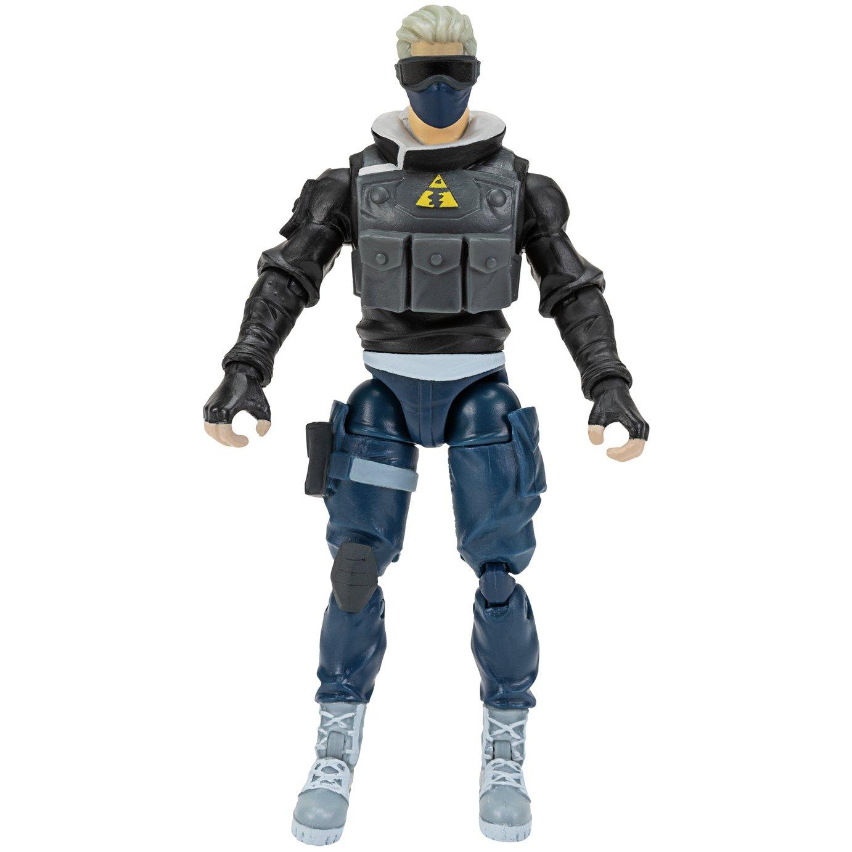 Fortnite 4inch Solo Mode Figure - Verge