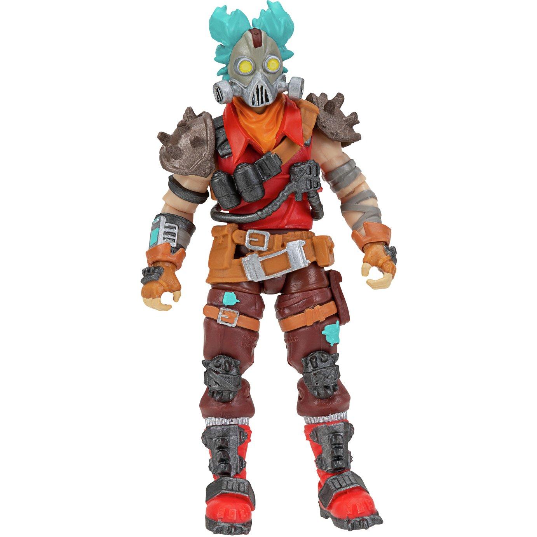 Fortnite 4inch Solo Mode Figure - Ruckus