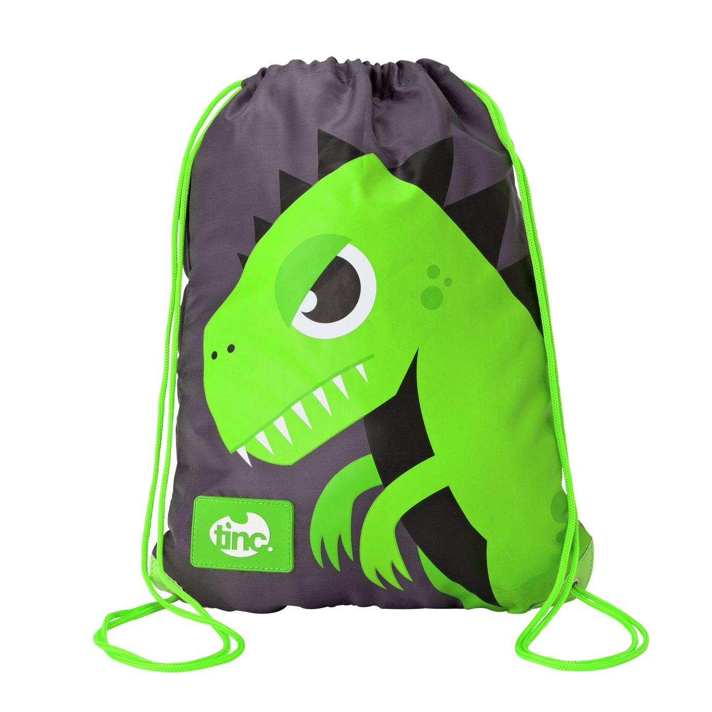 Tinc Dinosaur Drawstring Bag
