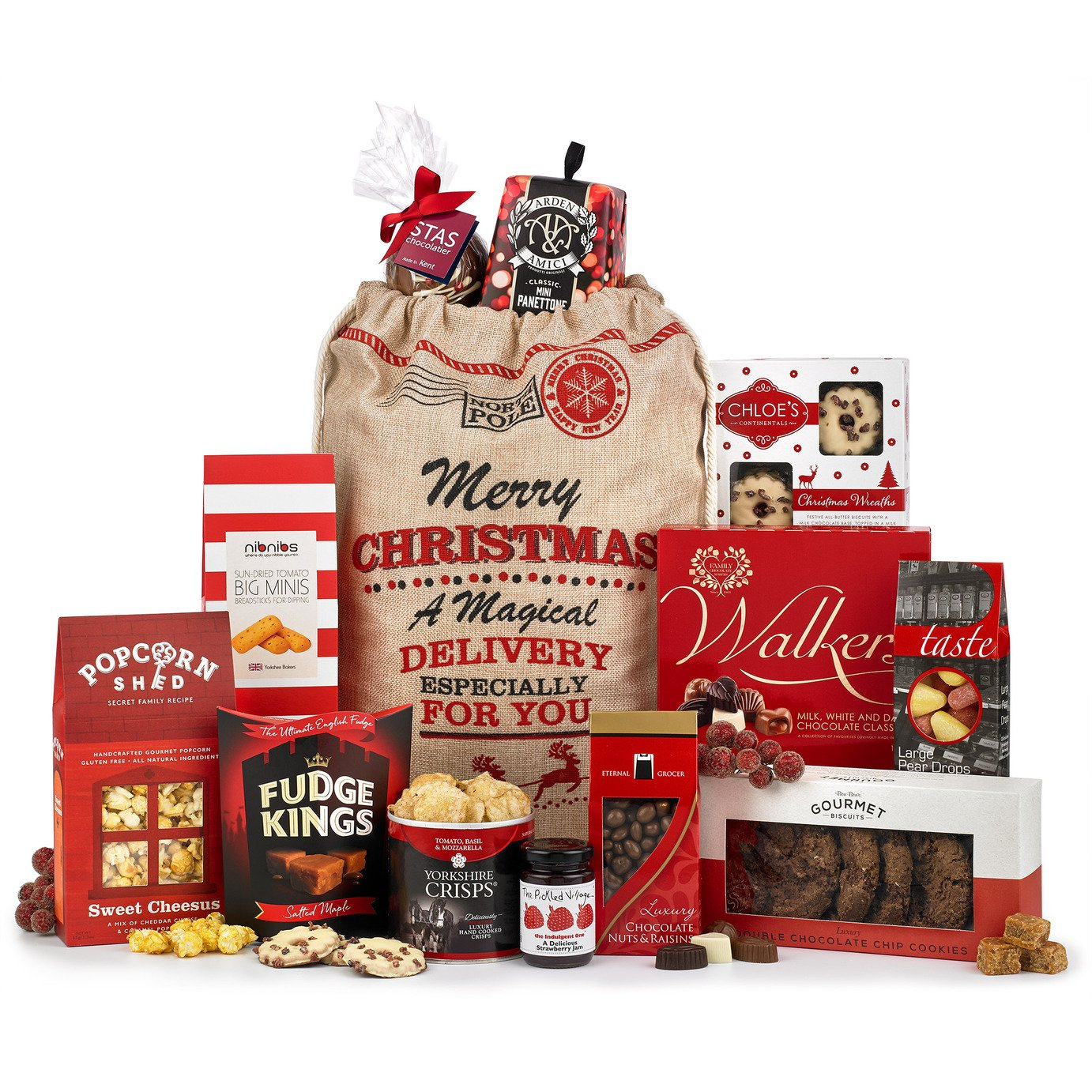 Hampers of Distinction Dig and Share Hamper