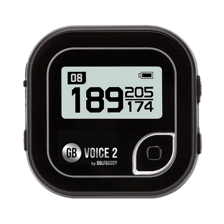 GolfBuddy Voice2 Clip On Golf GPS Range Finder