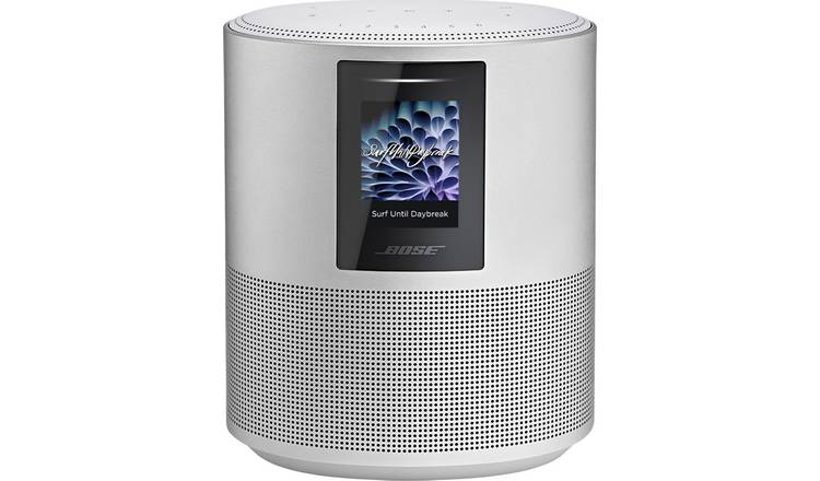 Bose 500 Wireless Home Smart Speaker - Silver