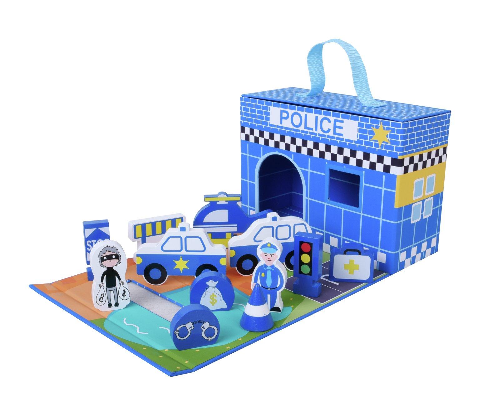 Jumini Foldaway Police Station