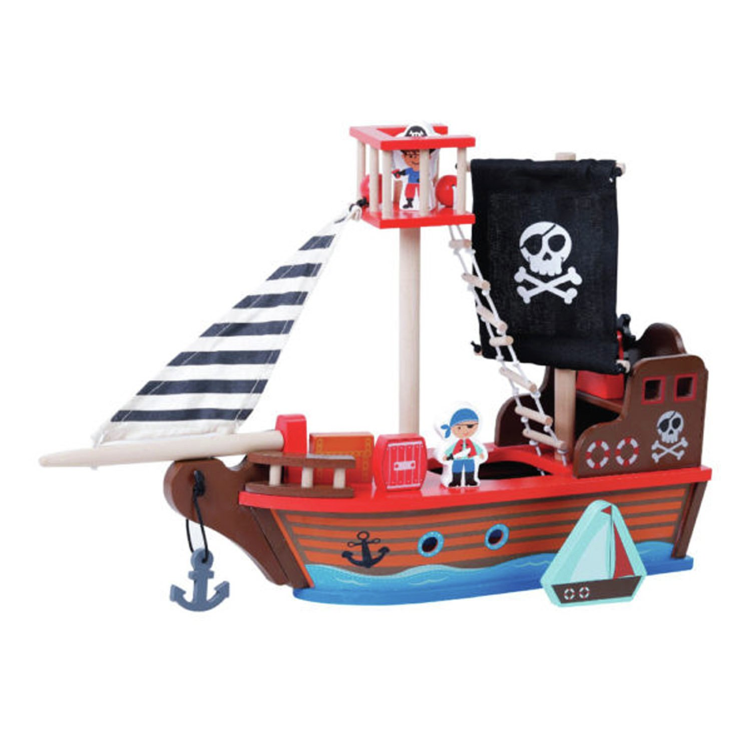 Jumini Pirate Ship