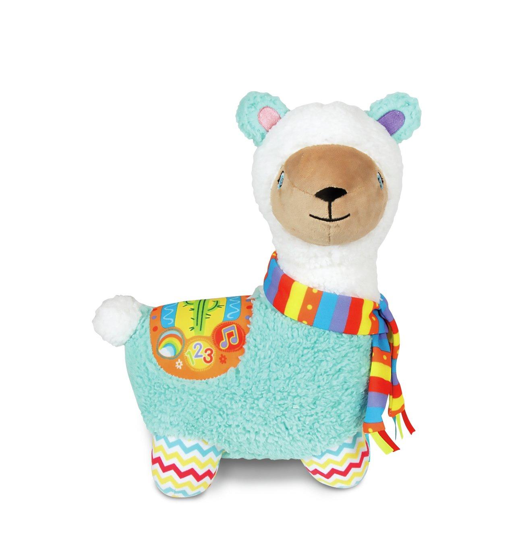 Baby Clementoni Llama Interactive Soft Toy