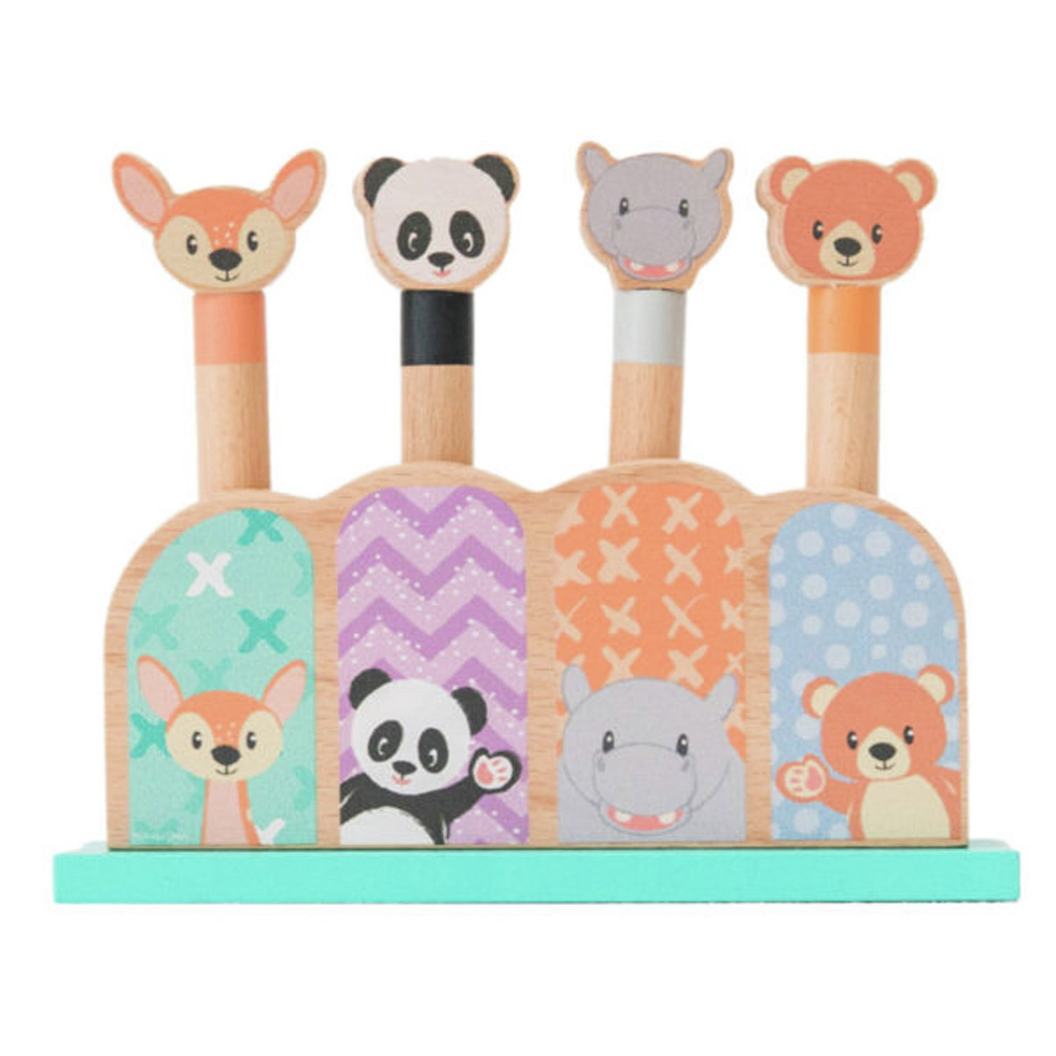 Jumini Pop Up Animals