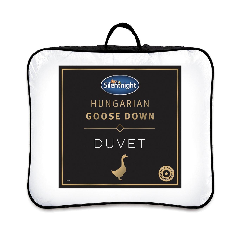 Silentnight Hungarian Goose 10.5 Tog Duvet - Double