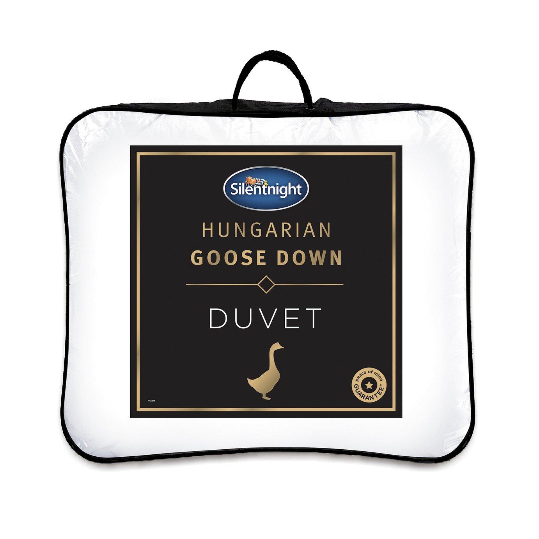 Silentnight Hungarian Goose 10.5 Tog Duvet - Kingsize