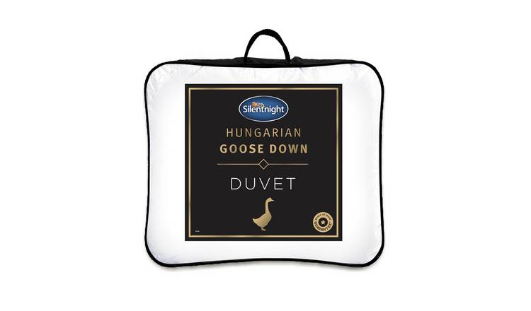 Silentnight Hungarian Goose 10.5 Tog Duvet - Superking
