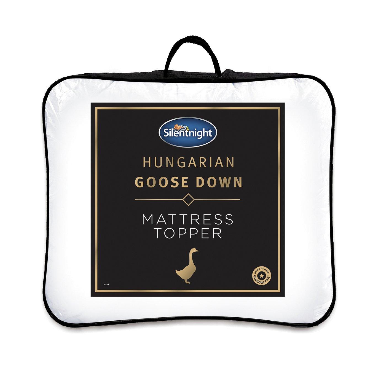 Silentnight Hungarian Goose Mattress Topper - Double
