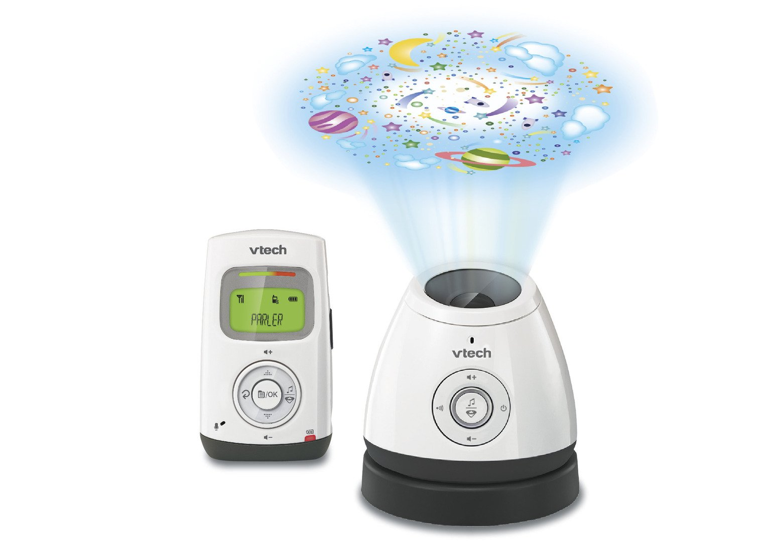 VTech 2200 Audio Baby Monitor
