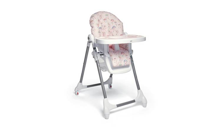 Mamas & Papas Rainbows Snax Highchair