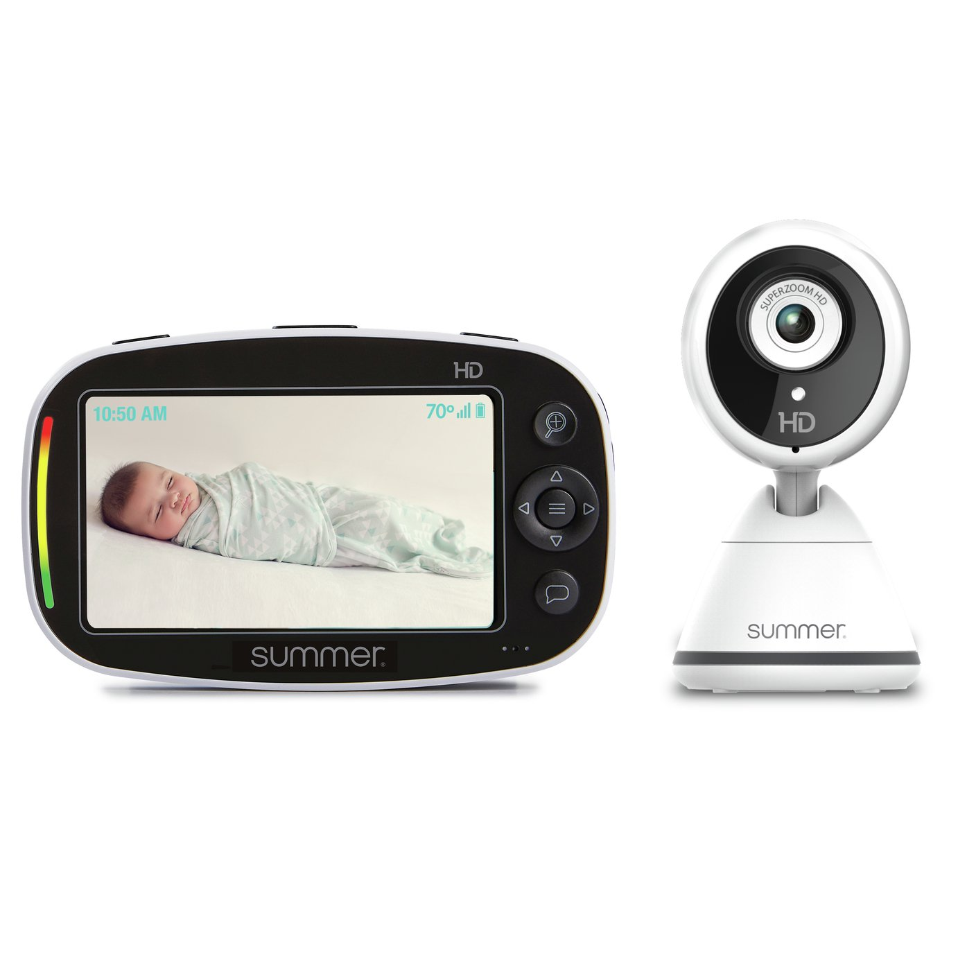 Summer Infant Pixel High Definition Video Baby Monitor