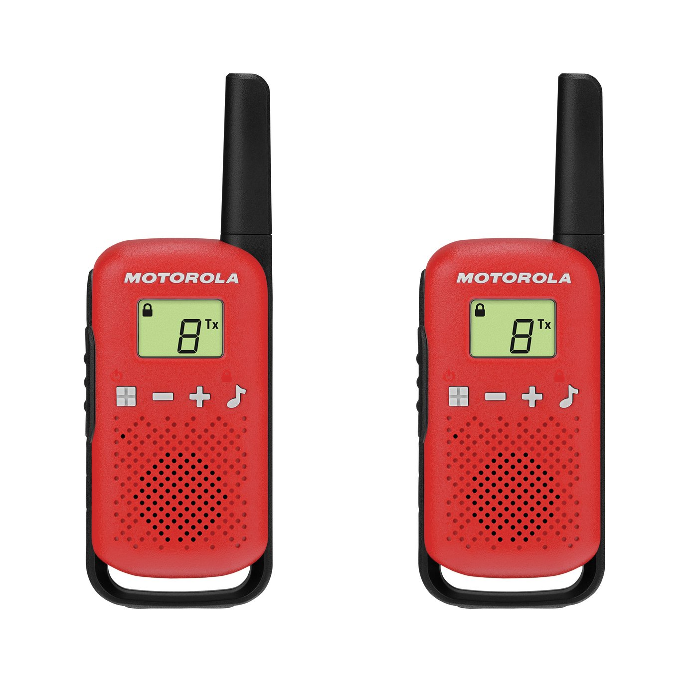 Motorola T42 2-Way Radio - Twin