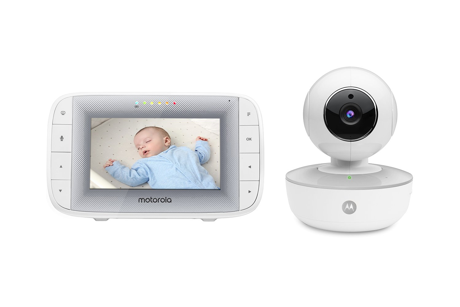 Motorola MBP 846 Smart Video 4.2inch Baby Monitor