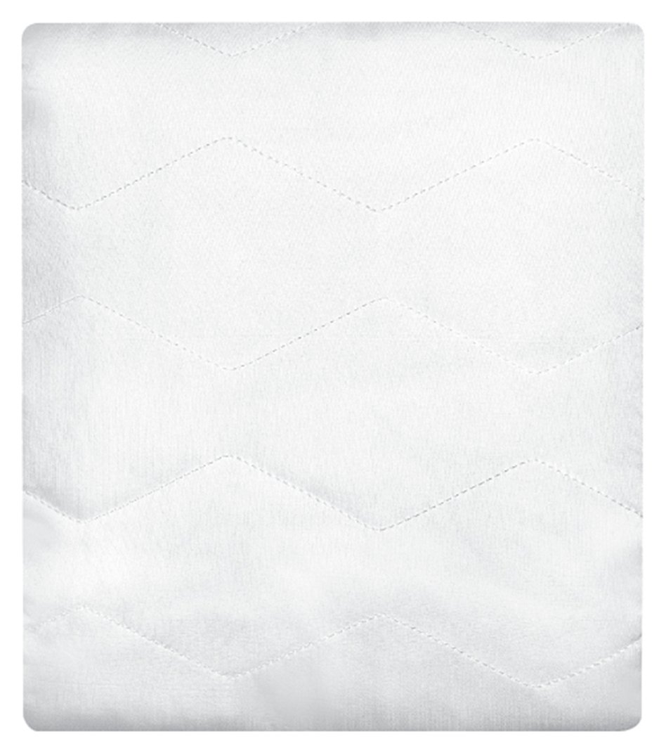 Argos Home Quilted Mattress Protector - Kingsize