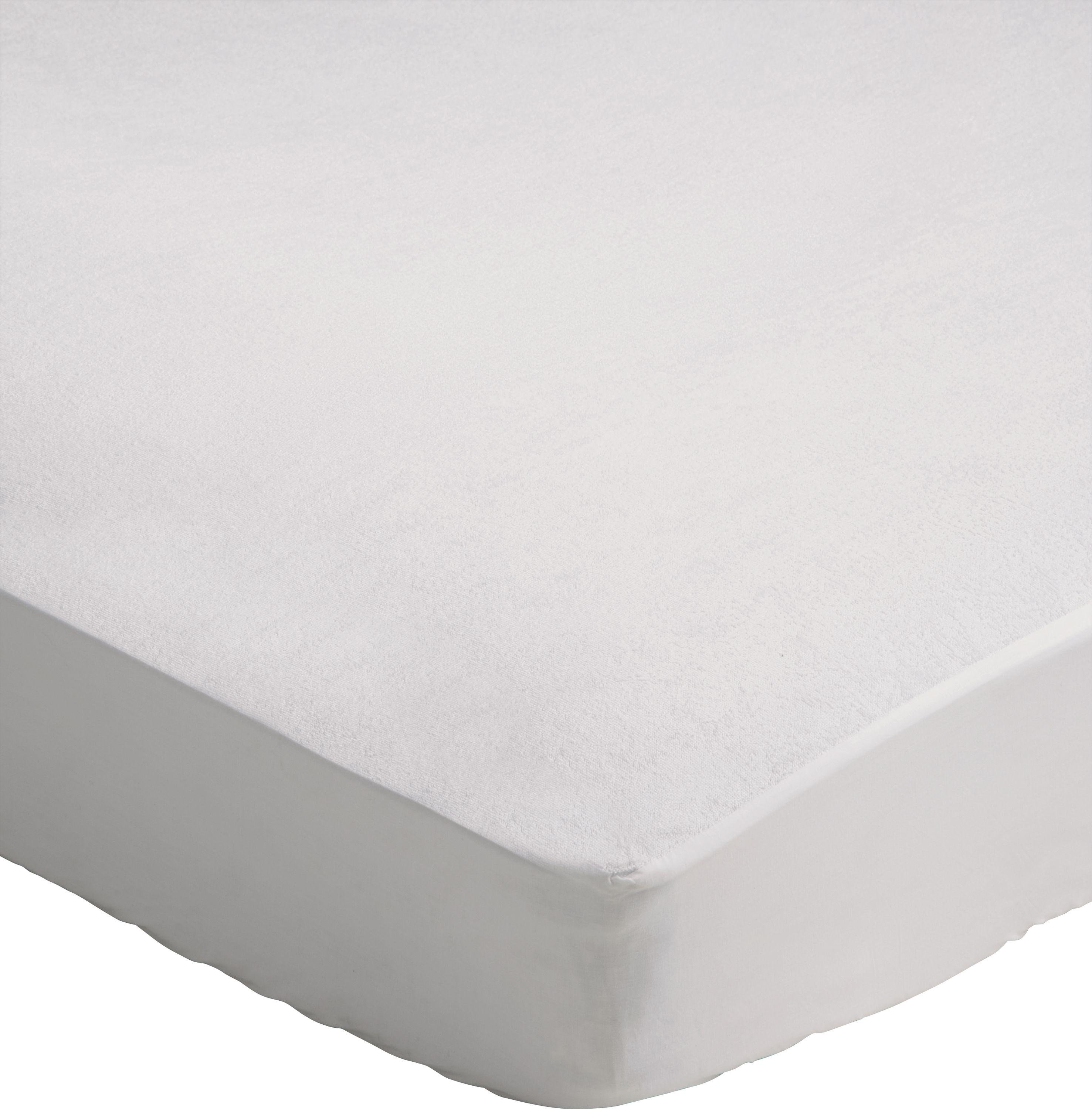 collection  terry waterproof  mattress protector  double