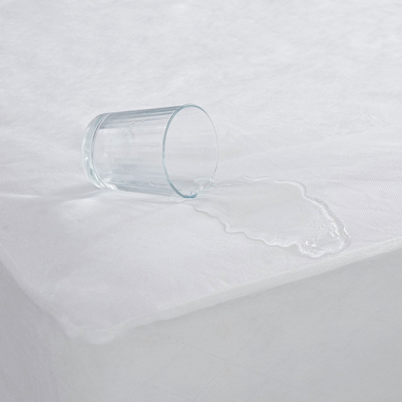 Buy Silentnight Waterproof Mattress Protector Double Mattress