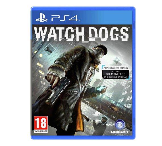 Watch Dogs  Price Argos