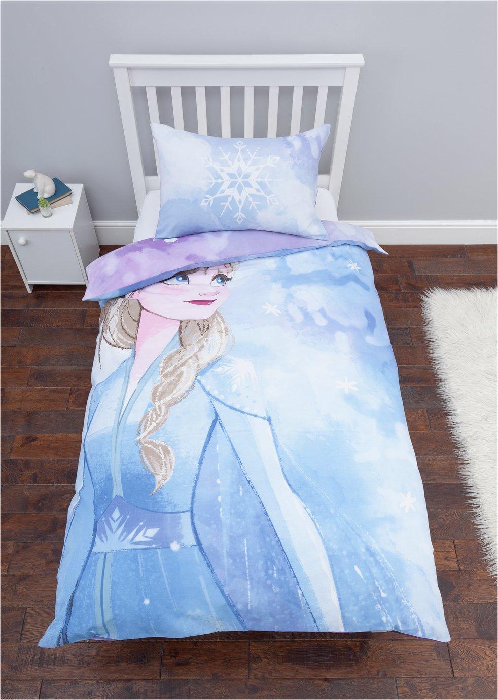 Disney Frozen 2 Elsa & Anna Bedding Set - Single