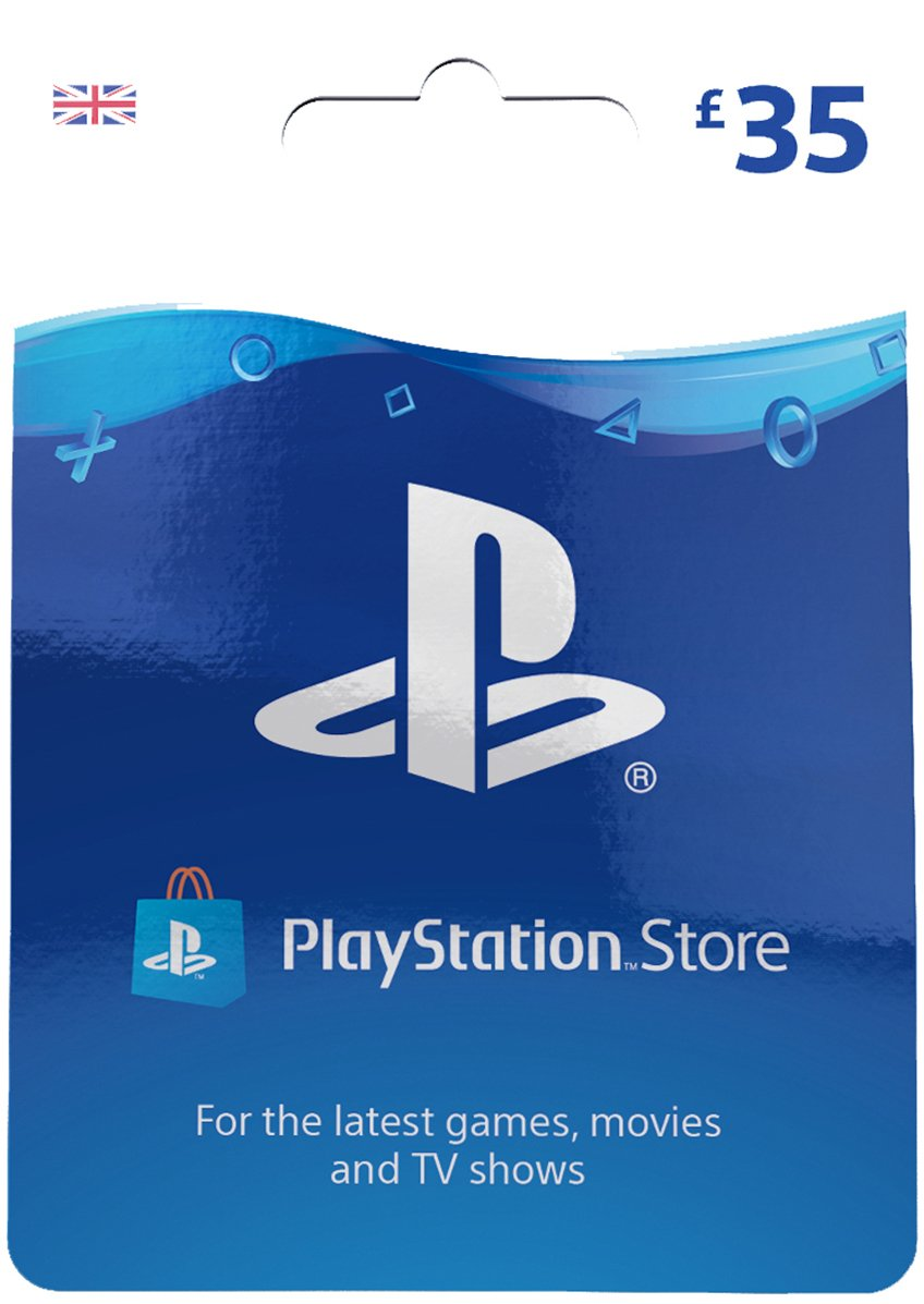 ??35 PlayStation Store Gift Card